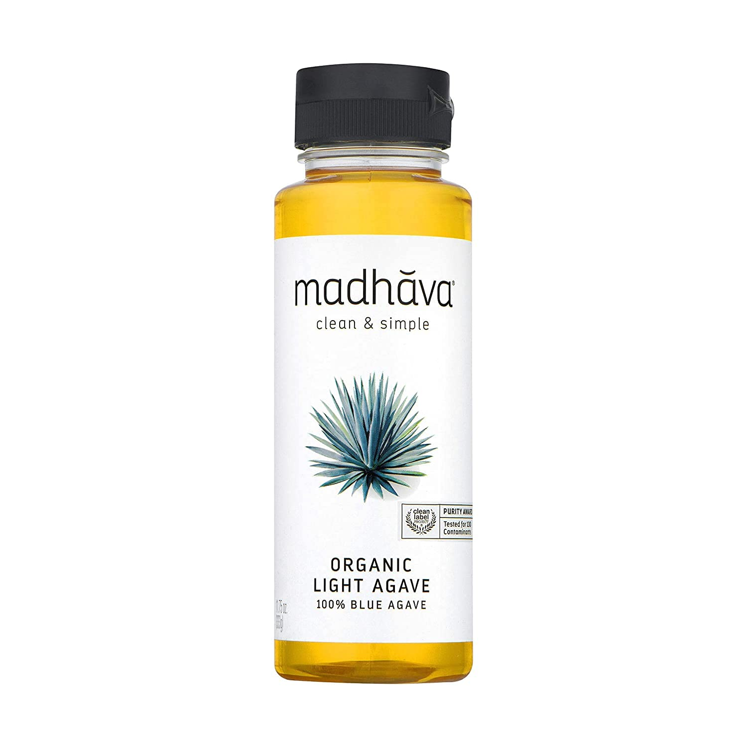 Madhava Organic Golden Light Blue Max 79% OFF 1 Neutral Flavor Mild Agave In stock