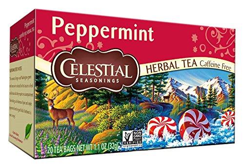 Celestial Seasonings Tea Herb Peppermint