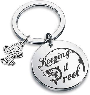 Need Help Fishing For The Keys Koziol FISH Key Ring Fun Design Unique