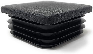 Design61 10 unidades, 15 x 15 mm, con l/áminas para dimensiones interiores de 11-13,4 mm Tap/ón de tuber/ía cuadrado