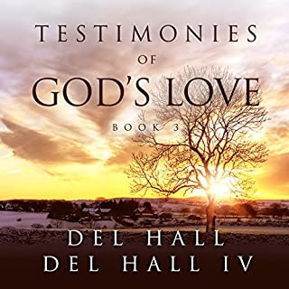 Testimonies of God's Love audiobook cover art