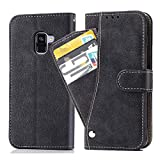 Asuwish Samsung Galaxy A8 Plus Wallet Case,Leather Phone Cases...