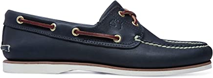 Timberland Men's 2-Eye Boat Shoe (Wide Fit) : boots