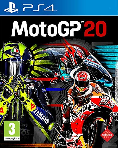 Moto GP 2020 - ps4