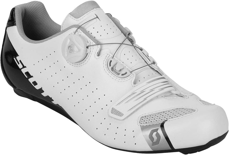 Scott Road Comp Boa Cycling shoes White Black 2018