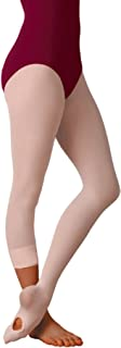 Body Wrappers C31 Convertible Tights (Small/Medium, Theatrical Pink)