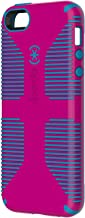 Speck Candyshell Grip + Faceplate Case for Samsung Galaxy S5 Cell Phones - Pink/Blue