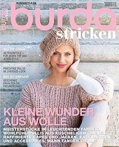 burda stricken Strickmagazin: Strick-Modelle 1493, Schnittmuster ideal für Anfänger und Fortgeschrittene,von burda style