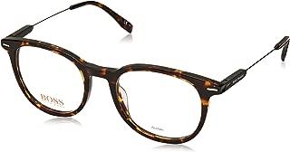Orange 0328 Mens/Womens Round Full-rim Durable Classic Design Designer Eyeglasses/Eye Glasses