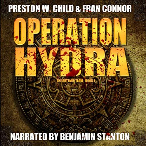 『Operation Hydra』のカバーアート