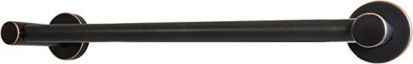 Preferred Bath Accessories 2012 ORB Anello Collection 12 Towel Bar Oil Rubbed Bronze