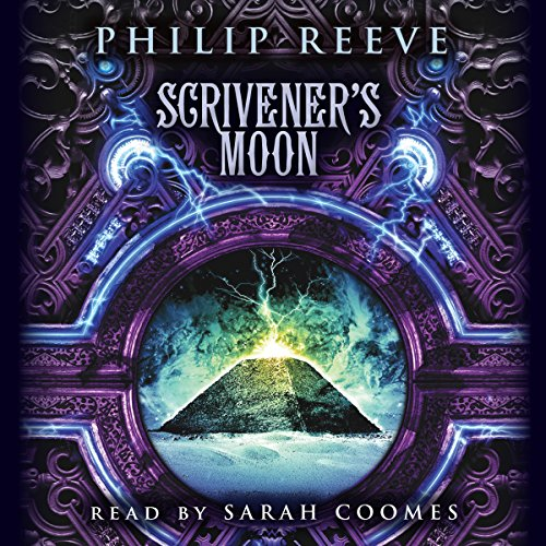 Scrivener's Moon audiobook cover art