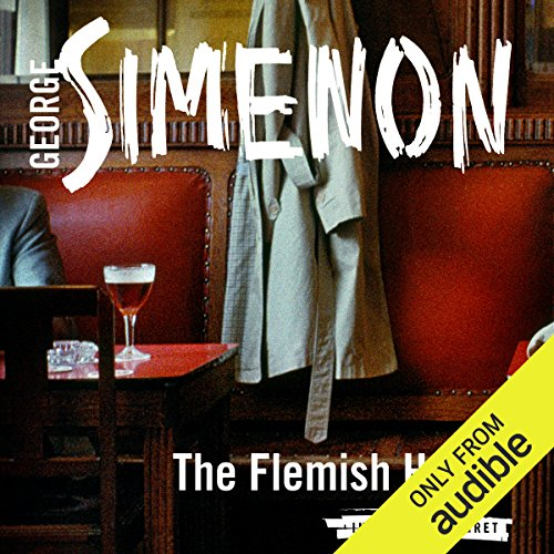 The Flemish House audiobook cover art