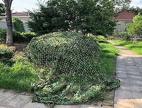GAXQFEI Camuflaje Neto, Tono Sola de Tono Ox, Tela de Protección Solar, para Jardín Pergola Camping Hoger Hoger Tornidos de Persera de Pershing Lebleres de Eventos Gazebos 2M 3M 5M 10M,4 * 6M