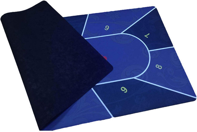 1,2 X 0,6 M Pokerteppich Pokertischauflage,Tragbare Pokertischmatte Texas Hold Em Pokermatte Mit Trageschlauch LOVOICE Pokermatte,Pokertuch