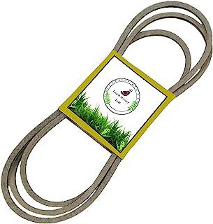 Sanzitop cinturón para cortacésped de 1/2 x 162 Pulgadas para Cub Cadet MTD 754-04240, 954-04240, OCC-754-04240, TX1050, LTX1050VT y SLTX1050, 2009 con Cubierta de 50 Pulgadas
