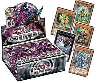 Yu-Gi-Oh Card TCG LEGACY OF THE VALIANT BOOSTER BOX