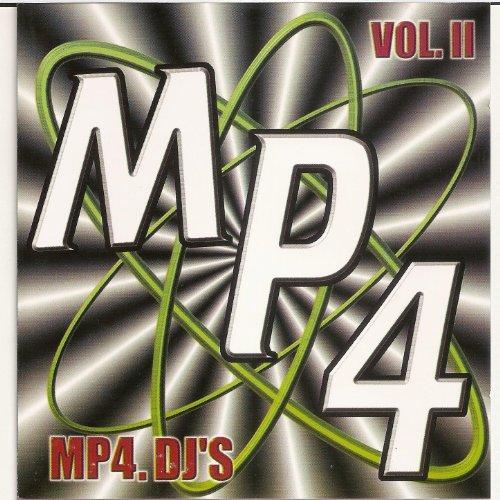 DJ MP4 - MP4 DJ's vol. II