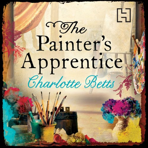 The Painter's Apprentice audiobook cover art