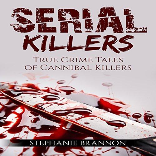 Serial Killers audiobook cover art