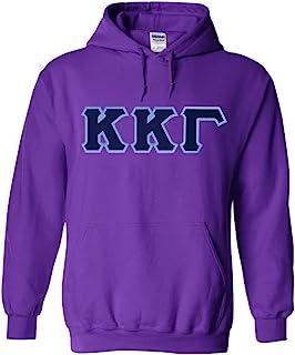 Kappa Kappa Gamma Lettered Hooded Sweatshirt
