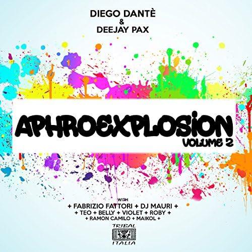 Diego Dantè, Deejay Pax