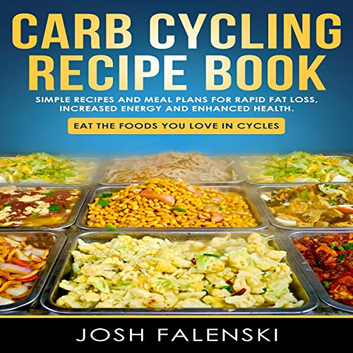 Carb Cycling Recipe Book cover art