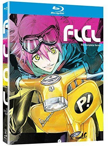 FLCL Intégrale Blu-ray + DVD Musical [Combo Blu-ray + DVD]