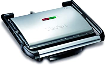Tefal Grill, Inicio multi-functional grill, perfect for meat and paninis 2000 watts, GC241D28