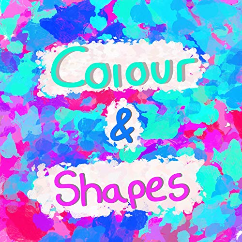 Colours & Shapes for Kids (English Edition)