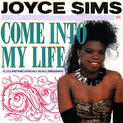 Come Into My Life - Joyce Sims 7