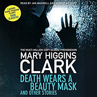 Death Wears a Beauty Mask and Other Stories cover art