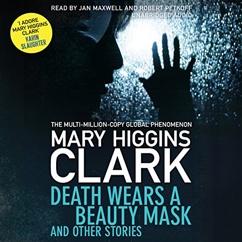 Death Wears a Beauty Mask and Other Stories audiobook cover art