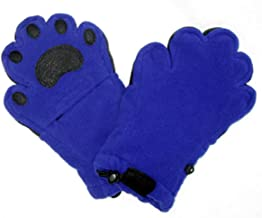 BearHands Little Boys' Youth S Mittens