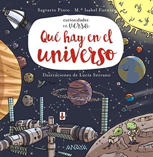 Qué hay universo PRIMEROS LECTORES 1-5 años - Curiosidades