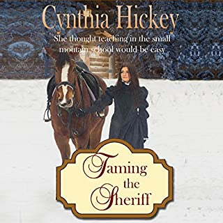 Taming the Sheriff audiobook cover art