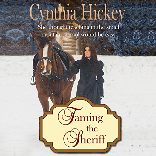 Taming the Sheriff cover art