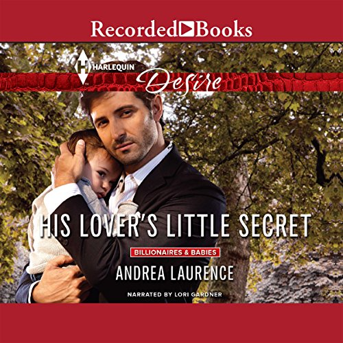 His Lover's Little Secret audiobook cover art