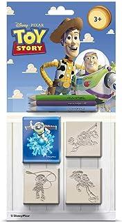 Multiprint Blister 5 Timbri per Bambini Disney Frozen 2 Art.05981 Inchiostro Lavabile Atossico 100/% Made in Italy Set Timbrini Bimbi Personalizzati in Legno e Gomma Naturale Idea Regalo