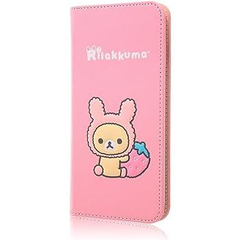 イングレム iPhone 7 Plus リラックマ 手帳型 ケース ポップアップ コリラックマ IN-SXP7PJ/KR