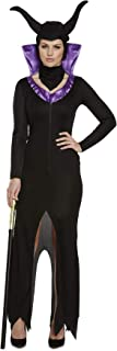 Rimi Hanger Womens Evil Queen Cosplay Costume Ladies Noble Fancy Party Dress Complete Outfit One Size