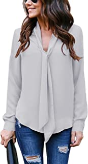 Best womens gray blouse Reviews