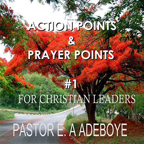 Action Points & Prayer Points for Christian Leaders, Part 1 audiobook cover art