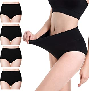 cassney Postpartum Underwear for Women High Waist Postpartum Support Panty C Section Cotton Panties