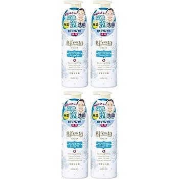 Bifesta(ビフェスタ) 【まとめ買い】ビフェスタ 泡洗顔 コントロールケア 180g(医薬部外品)×4個