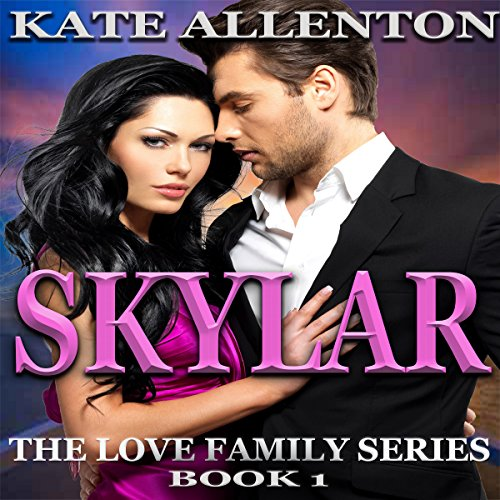 Skylar audiobook cover art