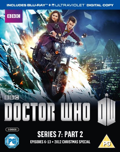 Doctor Who - Series 7, Part 2 [Blu-ray]