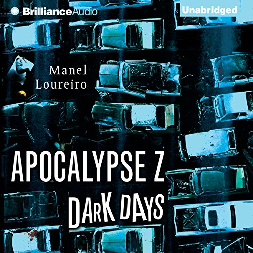 Couverture de Dark Days