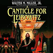 an analysis of the story in the novel a canticle for leibowitz by walter miller Analysis of a canticle for leibowitz updated on walter m miller's novel, a canticle for leibowitz, deals with a common trope within science fiction leibowitz would become the patron saint of electronics and the story of the novel will follow members of his order as the history.