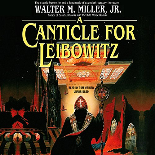 A Canticle for Leibowitz  By  cover art